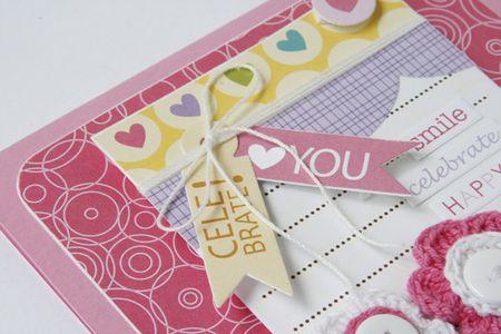GretchenMcElveen_Crochet Flowers card2_close up2_Celebrate