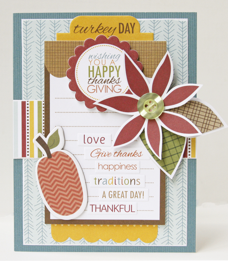 Gretchen McElveen_Thankful_Happy Thanksgiving card