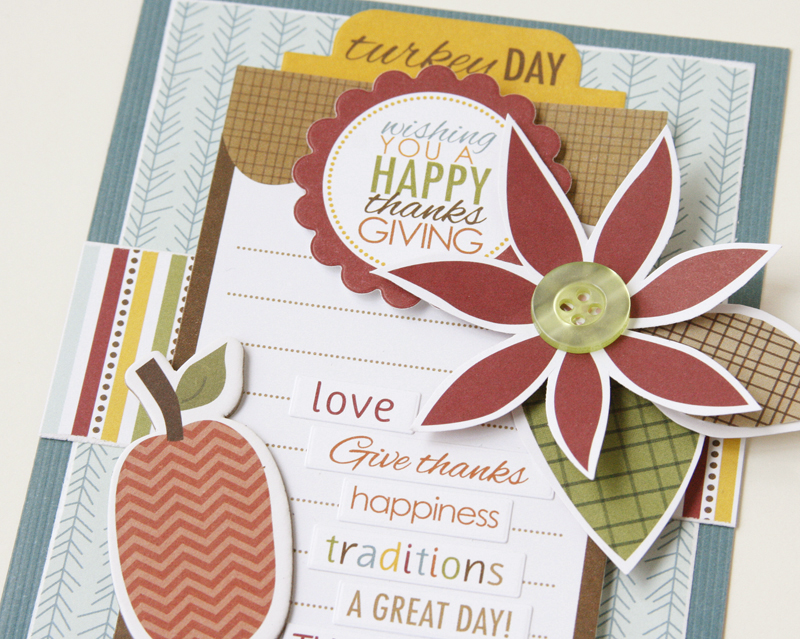 Gretchen McElveen_Thankful_Happy Thanksgiving card_close up