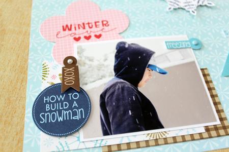 Yohko Takiguchi_snow fun_detail2