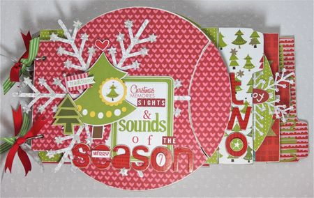 Jenniferedwardson Holiday Mini Album 2