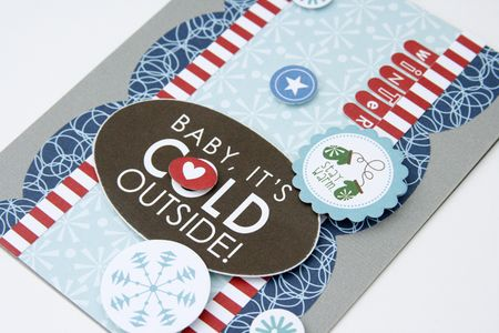 Gretchen McElveen_Winter card_Baby its cold outside close up
