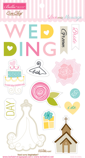 584 CHIP WEDDING ICONS