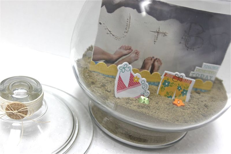 Jennifer edwardson Memory Jar 3