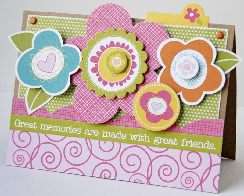 Gretchen McElveen_Sand Surf_Great Friends card