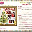 CHRISTMAS WISHES PROJECT SHEET 2012