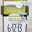 Gretchen McElveen_Engaged at Last_Save the Date card