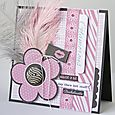Gretchen McElveen_Feathers_Glamorous card