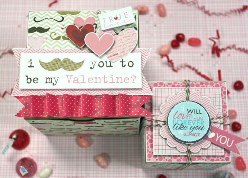 Jennifer edwardson Candy Boxes 1