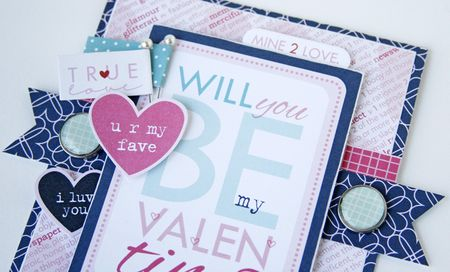 Gretchen McElveen_Epiphany Crafts_Be My Valentine card close up