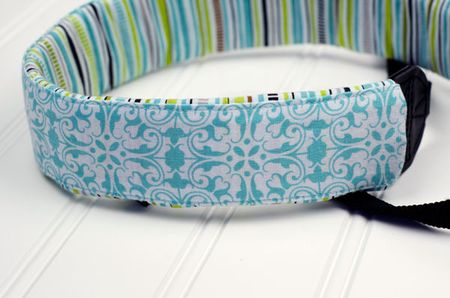 Bella-Blvd-Camera-Strap_Tiffany-Hood_detail-4a