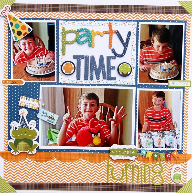 Jodi Wilton Party Time
