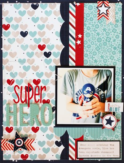 Leanne Allinson_All American Week_superhero