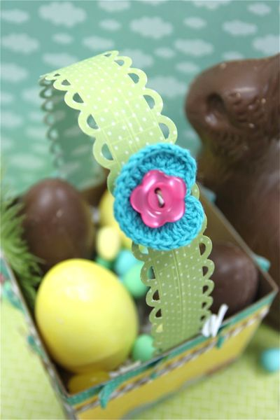 Jennifer edwardson - Easter Basket 4