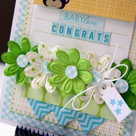 Shellye McDaniel-Petaloo Baby Boy Card2