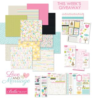 GIVEAWAY-LOVE AND MARRIAGE