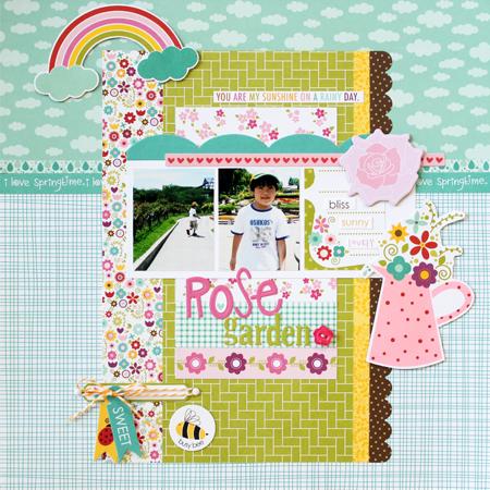 Yohko Takiguchi_rose garden_layout