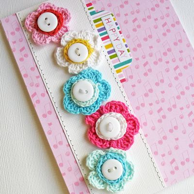 KathyMartin_CrochetFlowers_HappyDay_Card2