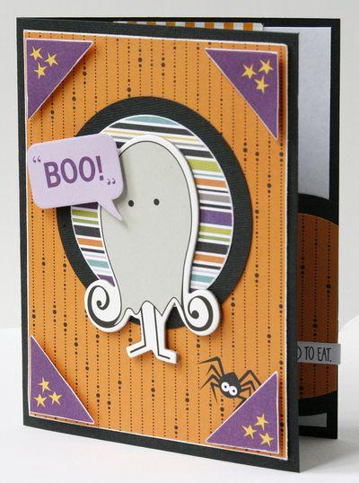 Gretchen McElveen_Halloween card_Boo card