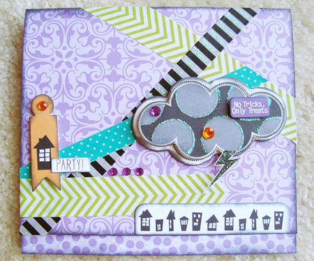 Wendy Wagner_house party_card