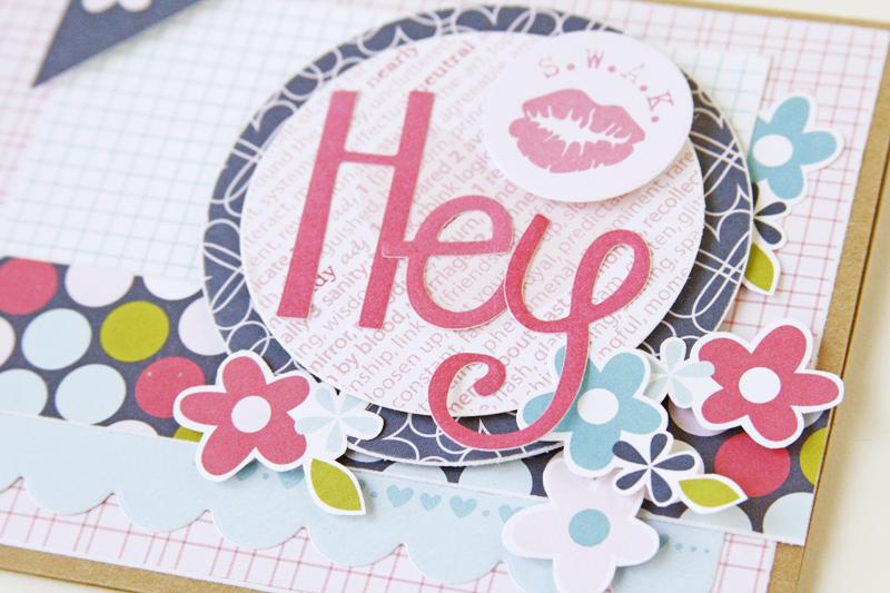 Gretchen McElveen_Kiss Me_Hey card close up