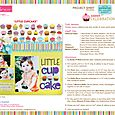 CUPCAKE SWEET CELEBRATION PROJECT SHEET