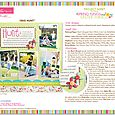 SPRING FLINGS AND EASTER THINGS PROJECT SHEET