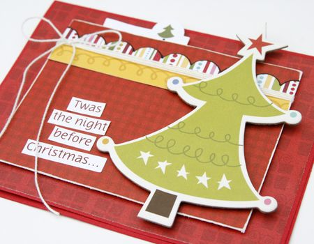 Gretchen McElveen_Christmas card_Night before Christmas close up