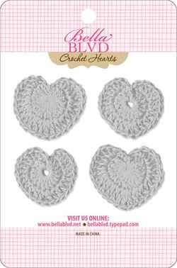 539 SCALLOP HEARTS