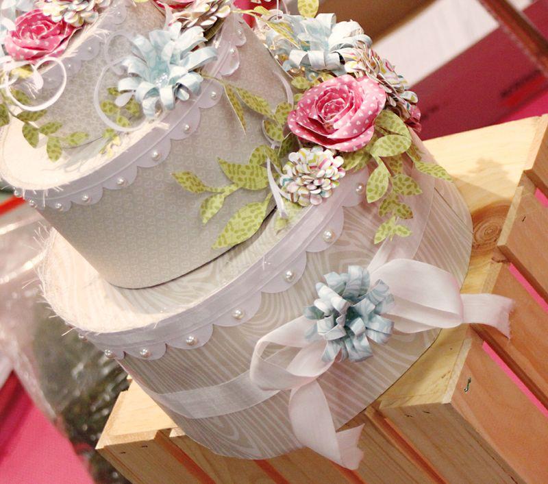 9 ALTERED CAKE