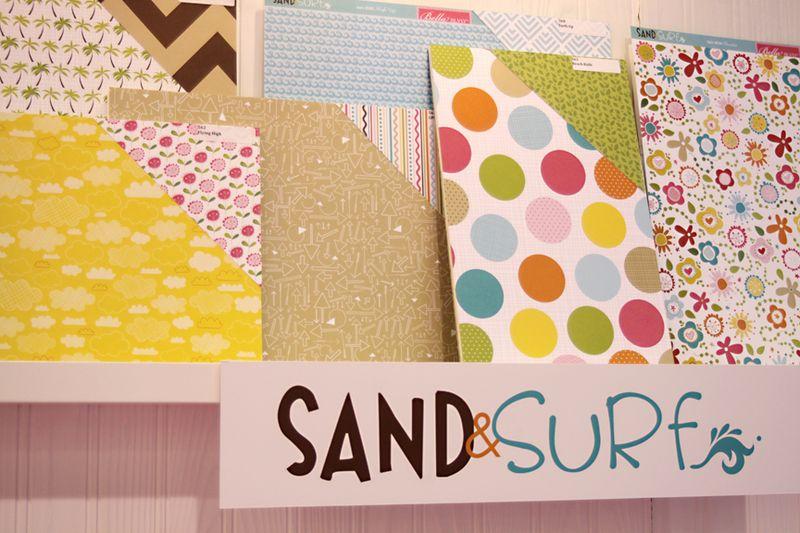 15 SAND AND SURF SHELF