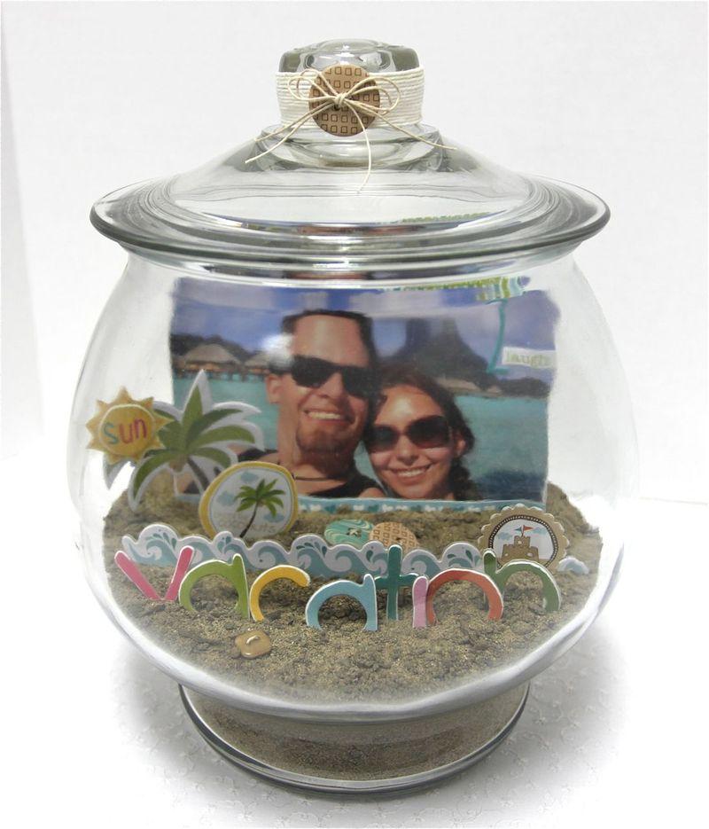 Jennifer edwardson Memory Jar 1