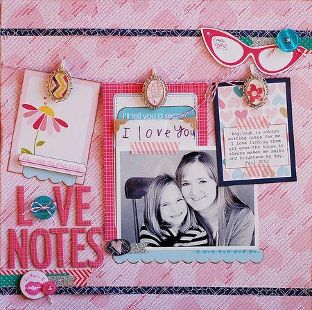 Becki Adams_Love notes