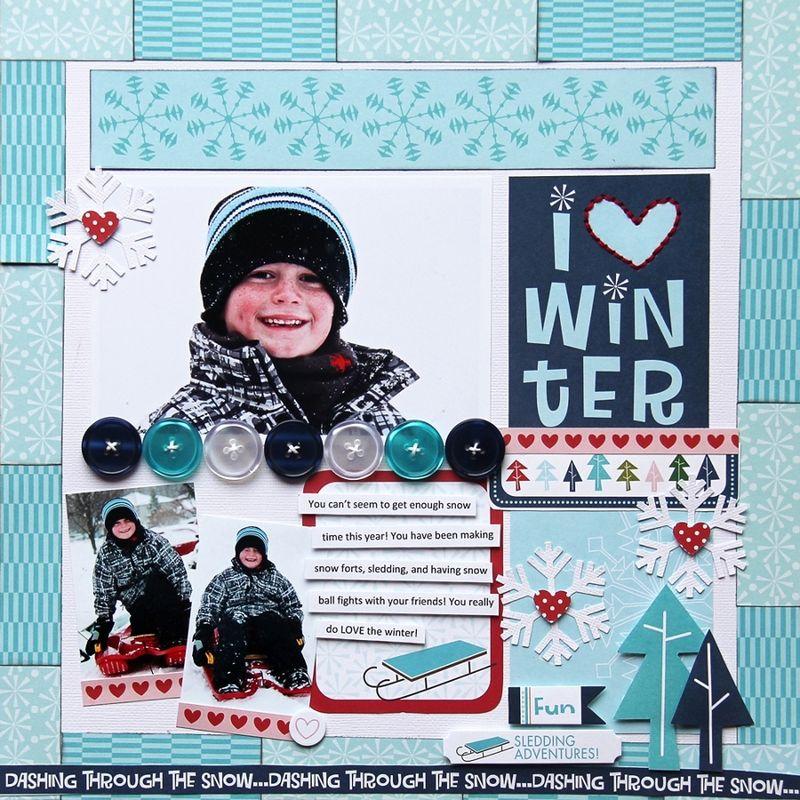 Jodi Wilton I (heart) Winter