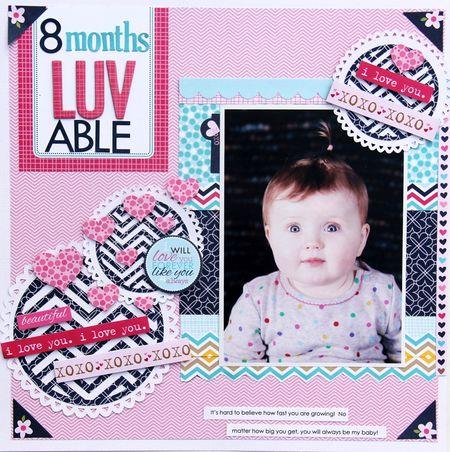 Jodi Wilton 8 months luvable