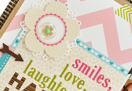 Sheri Reguly _ Happy Hearts _ Layout _ detail 2