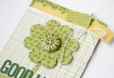 Gretchen McElveen_St Pats Day card_Good Luck card_close up