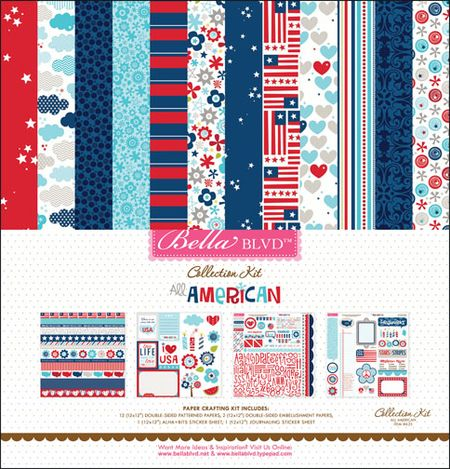 625 ALL AMERICAN COLLECTION KIT