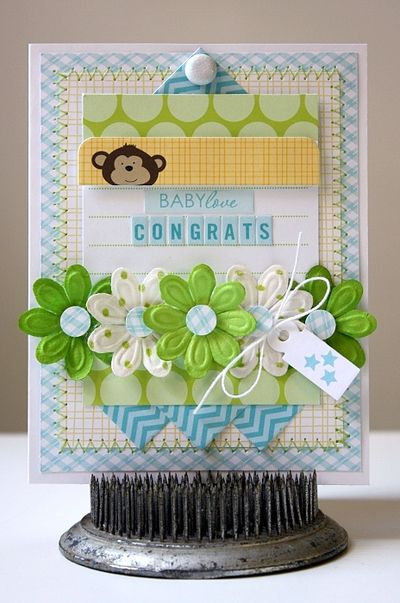 Shellye McDaniel-Petaloo Baby Boy Card1