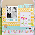 Sheri Reguly - A Wonderful Day Together - layout
