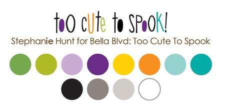 3 TOO CUTE TO SPOOK COLORS