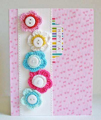 KathyMartin_CrochetFlowers_HappyDay_Card
