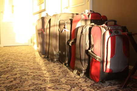 6 ROOM LUGGAGE