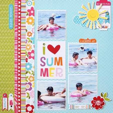 YohkoTakiguchi_i love summer