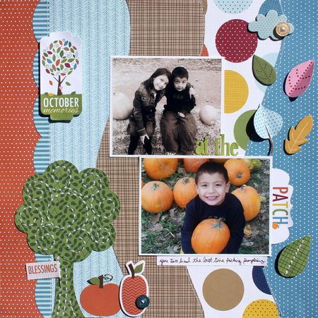 GinaLideros_October_memories_layout