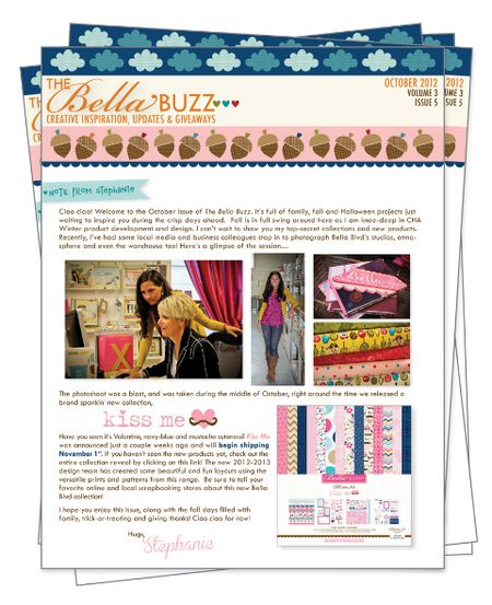 OCT 2013 BELLA BUZZ COVER PREVIEW