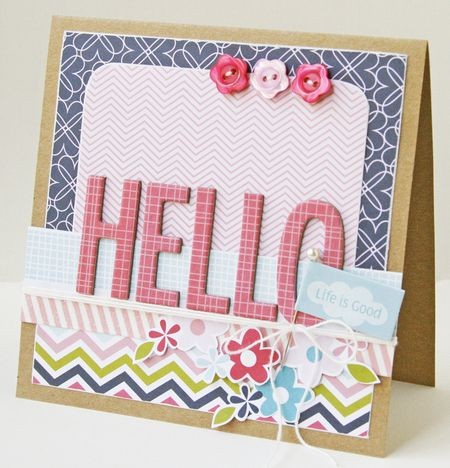 Gretchen McElveen_Kiss Me_Hello card 2