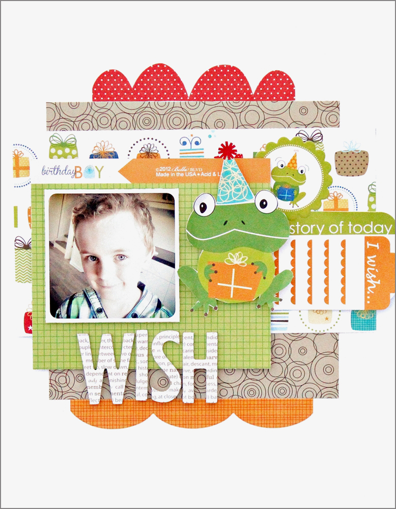 Ann-Christin Larsen, WISH