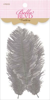 554 OYSTER FEATHERS