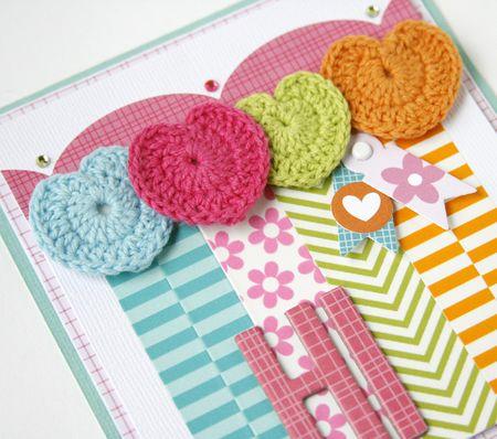 Gretchen McElveen_Crochet Hearts_Hi card close up